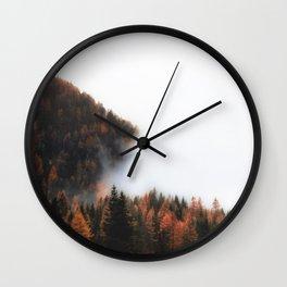 All Consuming Wall Clock