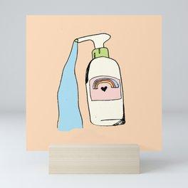 Fountain of Love Mini Art Print