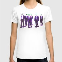 reservoir dogs T-shirts featuring JOKER DOGS reservoir dogs batman dark knight rises dc comics by Radiopeach