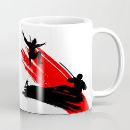 Ninjas Coffee Mug