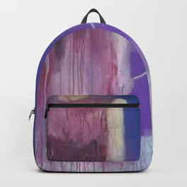 Dreams Are As Near As The Moon Backpack