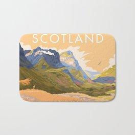 Glen Coe, Scotland Bath Mat