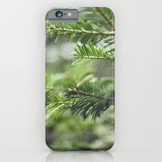Quelque-chose de vert iPhone 6 Slim Case