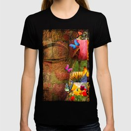Collage Of Happiness  T-shirt