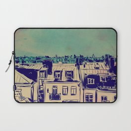 Roofs Laptop Sleeve
