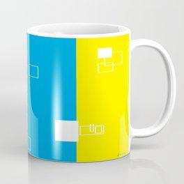 Simple Color Primary Colors Coffee Mug