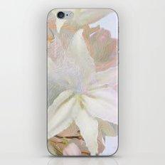 Dawns Flowers iPhone & iPod Skin