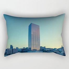 Big Pink Rectangular Pillow