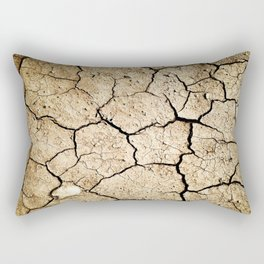 Dirt Rectangular Pillow