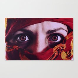 Give me your tired Canvas Print