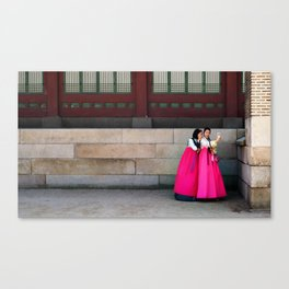 New Old New Canvas Print