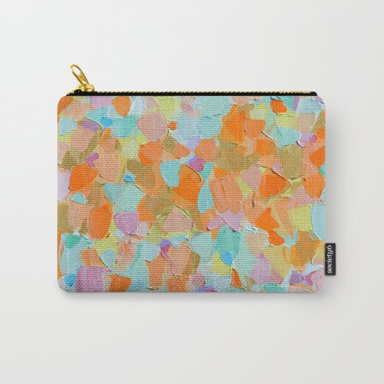 Orangerie Carry-All Pouch