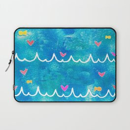 Sea of Love Laptop Sleeve