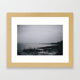 Far Off Home Framed Art Print