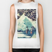 surreal Biker Tanks featuring Surreal by Caroline A