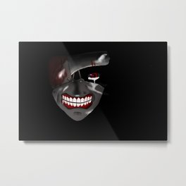Kaneki artwork Metal Print