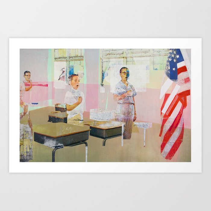 Pledge Class Art Print