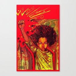 POWER! Canvas Print