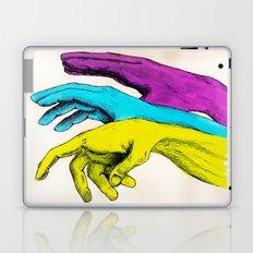 Painted Hands Laptop & iPad Skin