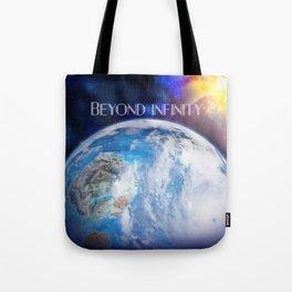Beyond Infinity | Extremophiles Tote Bag