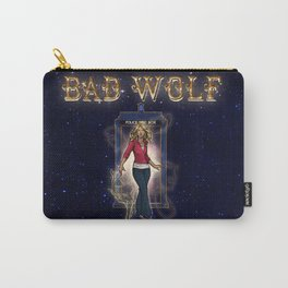 Everything Must Come to Dust - Rose Tyler - Bad Wolf Carry-All Pouch