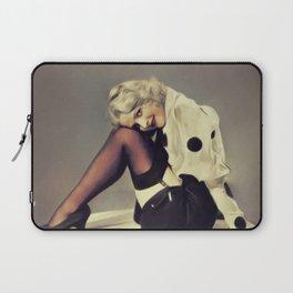 Edna Callahan, Vintage Actress Laptop Sleeve