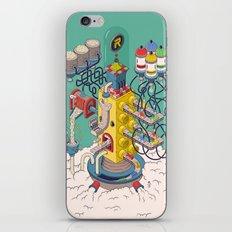 Rasti / Industria Argentina iPhone & iPod Skin
