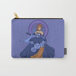 Gallifreyan Girl Carry-All Pouch