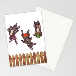 Mojo, Ocho, Herman Stationery Cards