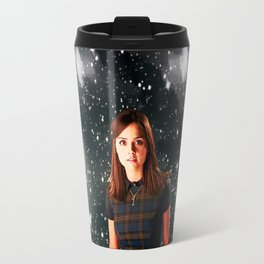 She Walked the Universe  Travel Mug