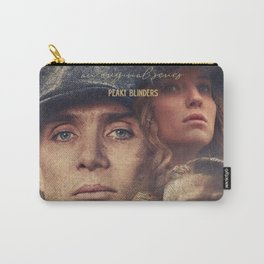 Peaky Blinders, Cillian Murphy, Thomas Shelby, BBC Tv series, Tom Hardy, Annabelle Wallis Carry-All Pouch