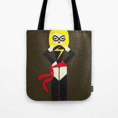 Ms. Marvel Tote Bag