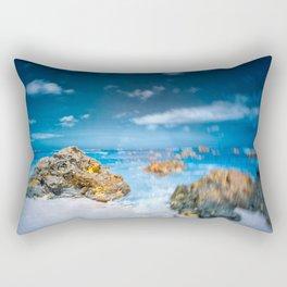 Spin Beach Rectangular Pillow