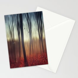 Crying Lights Stationery Cards