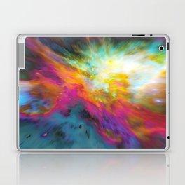 Left In Laptop & iPad Skin
