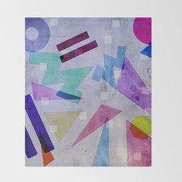 Legespiel Throw Blanket