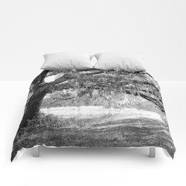 New Orleans Oak Tree Comforters