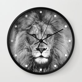 We just need a roar Wall Clock