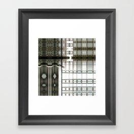 Hoist ire on offer. Framed Art Print