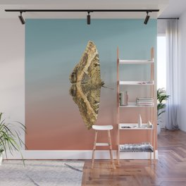Black Witch Moth Wall Mural