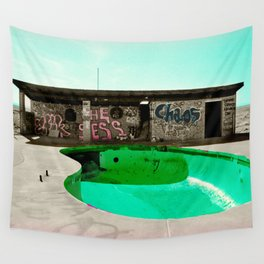 Chaos Poolside Wall Tapestry