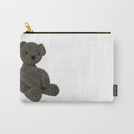 Teddy Bear Toy Carry-All Pouch