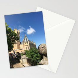 Alcazar de Segovia Stationery Cards