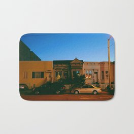 San Francisco at Dusk Bath Mat