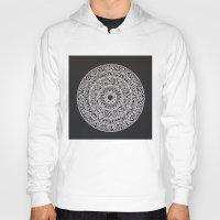 spiritual Hoodies featuring Spiritual Mandala by msimona