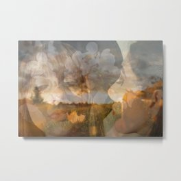 The Valente Sisters, No. 4 Metal Print