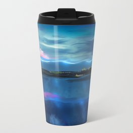 Sound at Twilight Metal Travel Mug