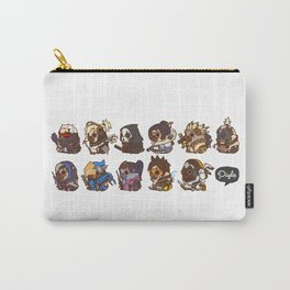 Pugliewatch Collection 1 Carry-All Pouch