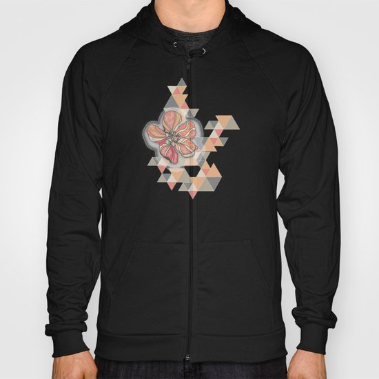 The flower that drinking coffee Hoody