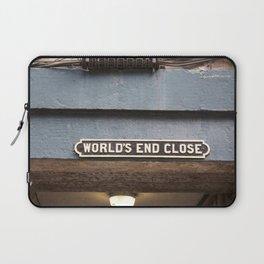 World's End Close 2 Laptop Sleeve